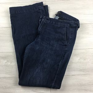 Banana Republic Size 30/10 Trouser Jean  D6